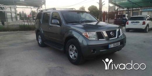 Nissan in Zahleh - Nissan Pathfinder