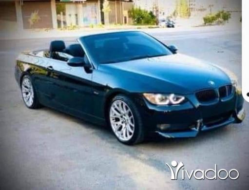 BMW in Tripoli - BMW E93 328 (2009)