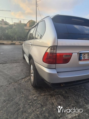 BMW in Tripoli - X5 (2004)