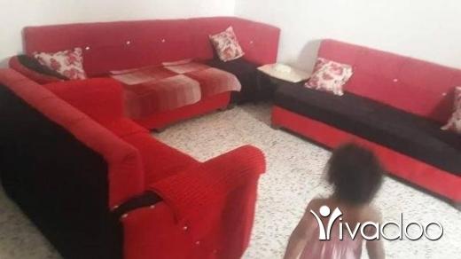 المنزل والحديقة في طرابلس - غرفه جلوس