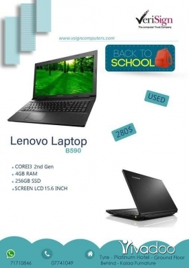 Computers & Software in Sour - Laptop Lenovo B590