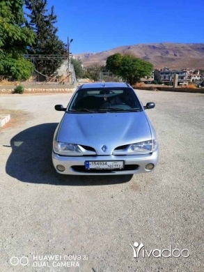 Renault in Baalback - رينو ميغان موديل ٩٩