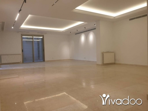 Apartments in Mar Takla - L08464-Luxurious Apartment for Rent in Mar Takla with Garden - Cash!