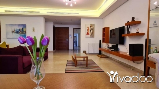 Apartments in Dekouaneh - L08463-High-end Fully Furnished Apartment for Rent in City Rama Dekwaneh - Cash!