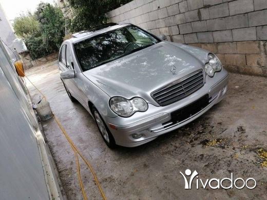 Mercedes-Benz in Halba - C240 2005