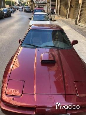 Toyota in Beit El Din - Toyota Supra mk3 1988