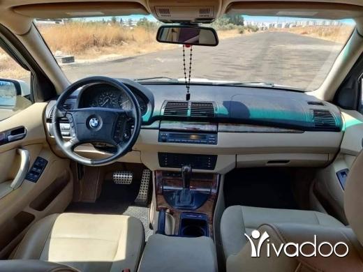 BMW in Tripoli - bmw x5 3.0 2006