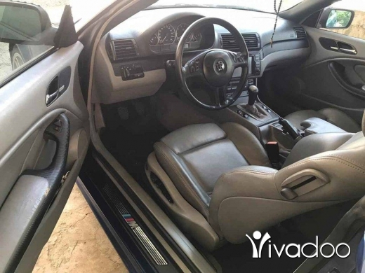 BMW in Derb el-Simme - Bmw 330 2003 coupe vitesse
