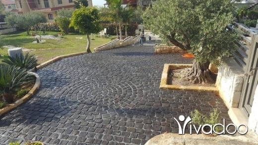 Home & Garden in Wadih Khaled - حجر بازلت ⚒️