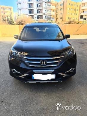 Honda in Tripoli - CRV (2013)