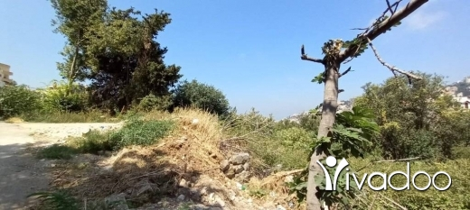 Land in Ghazir - L08558 - Land for Sale in a prime location of Ghazir - Cash