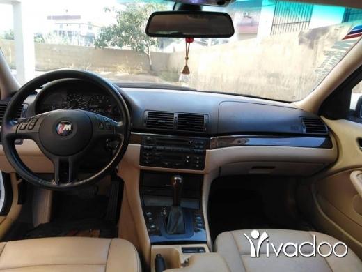 BMW in Tripoli - Bmw new boy 325 model 2005