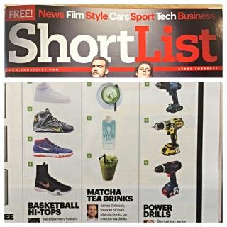 Shortlist