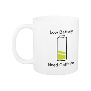 Low battery need caffeine classic white coffee mug r92d6347730da47fcbcd4d913e36cdf5c x7jg9 8byvr 324