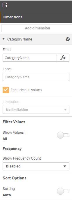 Vizlib Filter