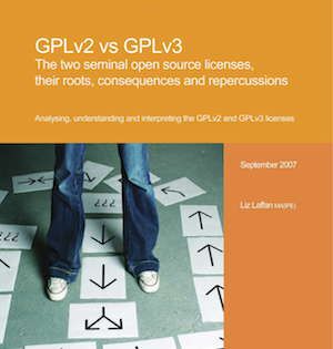 GPLv2 and GPLv3: licensing dynasty or end of the road?