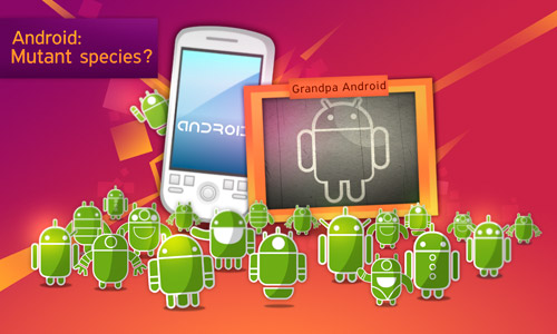 Android and the threat of fragmentation
