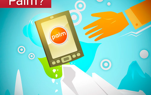 Who Can Save Palm?