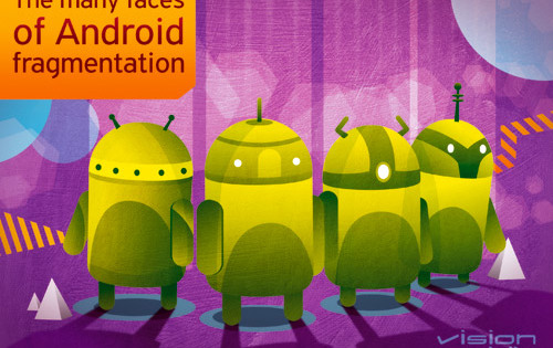 The many faces of Android fragmentation