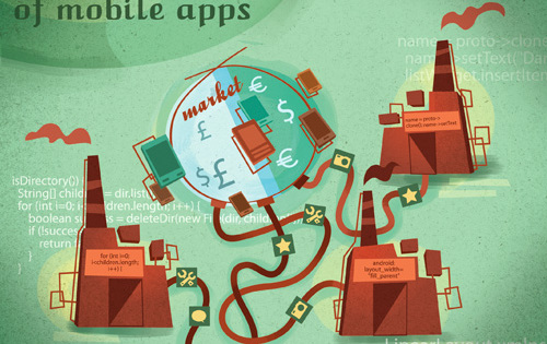 Mobile Developer Economics: The Building Blocks of Mobile Applications