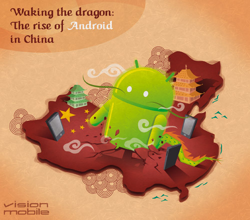 The Rise of Android in China
