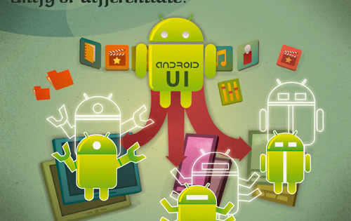 The Android UI Dilemma: Unify or Differentiate?