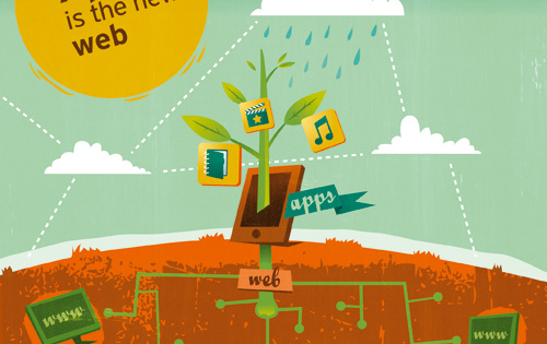 Apps is the new Web: sowing the seeds for Web 3.0