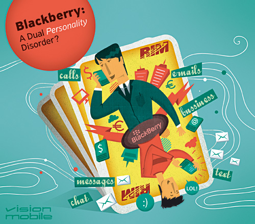 BlackBerry: A dual personality disorder?