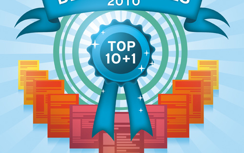 VisionMobile's top 10+1 blog articles for 2010