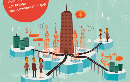 Connect, Interact, Transact: How mobile operators can bridge the communications gap