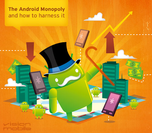 VisionMobile blog - The Android Monopoly and how to harness it