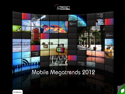 [Report] Mobile Megatrends 2012