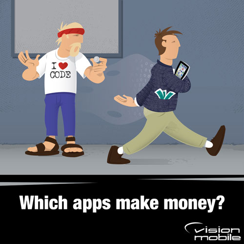 VisionMobile - which apps make money