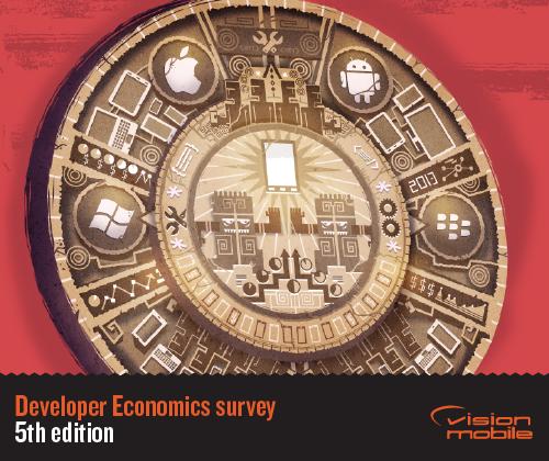 Developer Economics 5th edition - survey