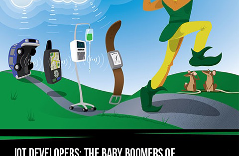 IoT developers: The baby boomers of the smartphone wars?