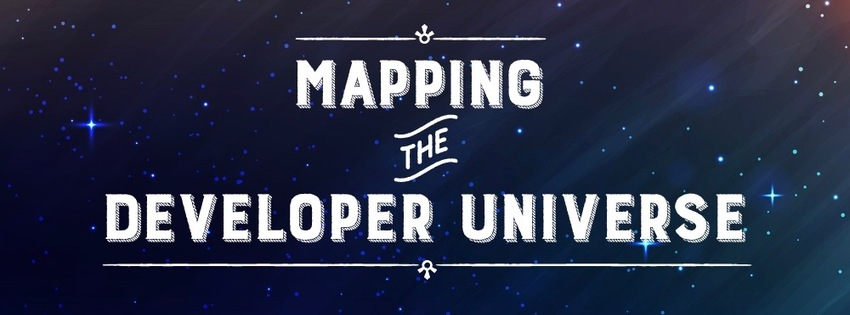 Mapping The Developer Universe: Cloud PaaS & IaaS platforms and tools