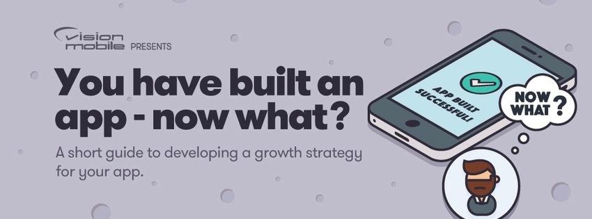 [Infographic] How to design a growth strategy for your app.