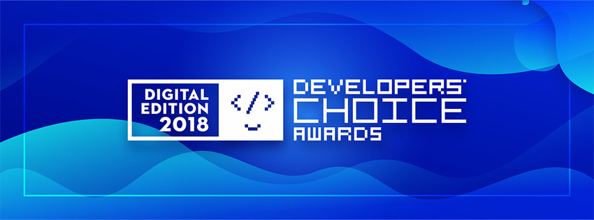 The Winners Are Here - Developers' Choice Awards 2018 Digital Edition
