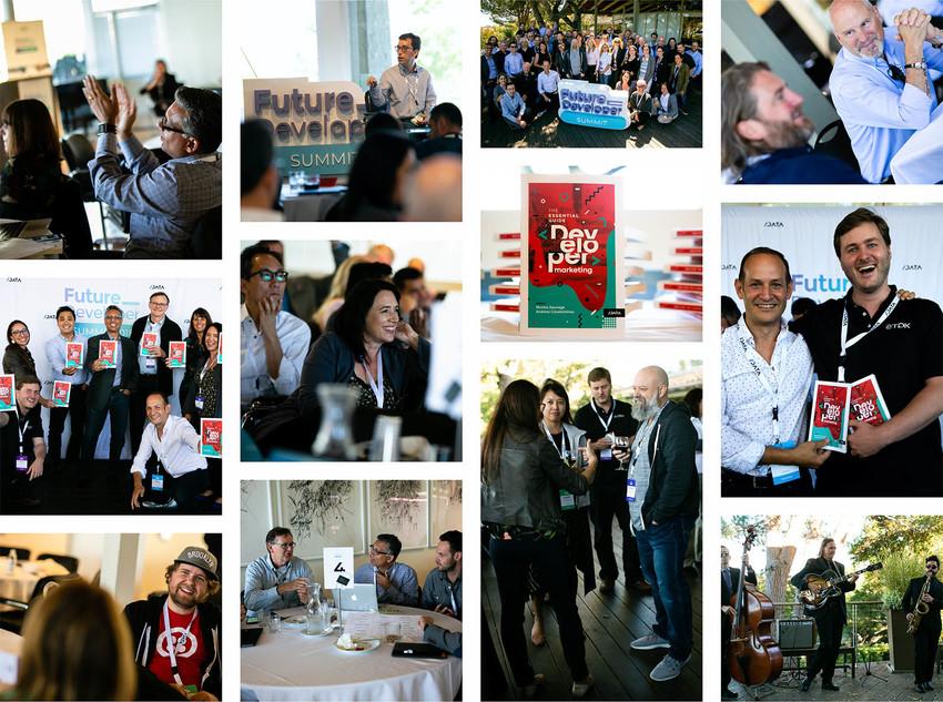 future developer summit 2018, slashdata summit, developer marketing, developer programs, developer marketing leaders