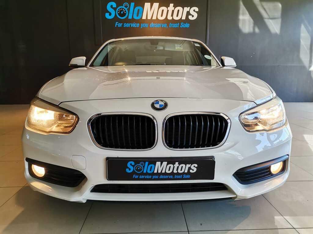 2015 BMW 120i 5DR (F20)