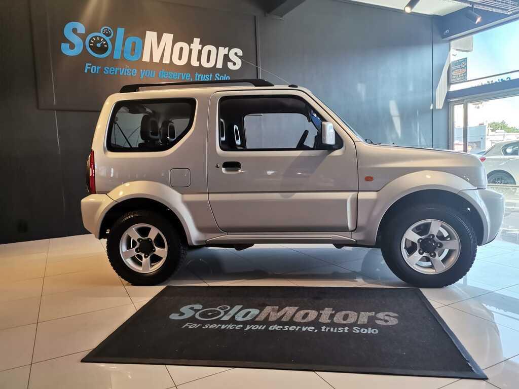 2012 Suzuki Jimny 1.3