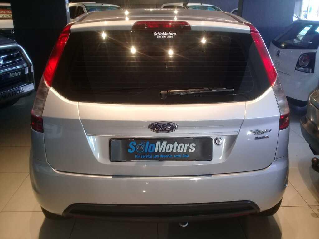 2014 Ford FIGO 1.4 TDCi Ambiente