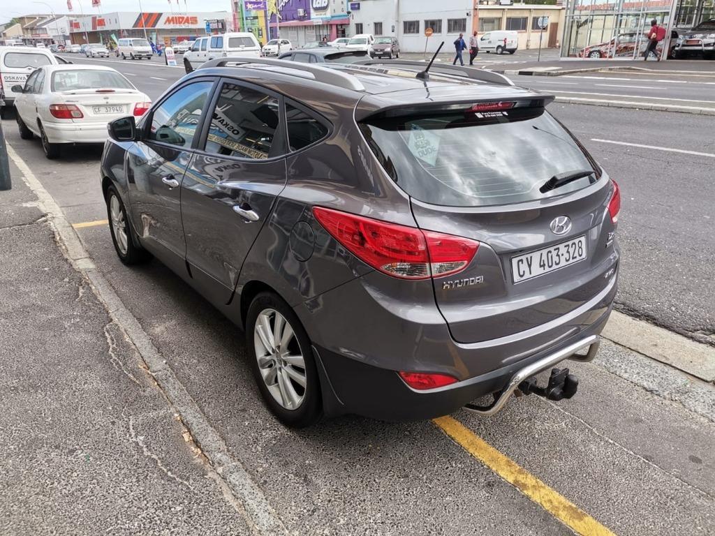 2012 Hyundai iX35 2.4 GLS/ELITE AWD A/T