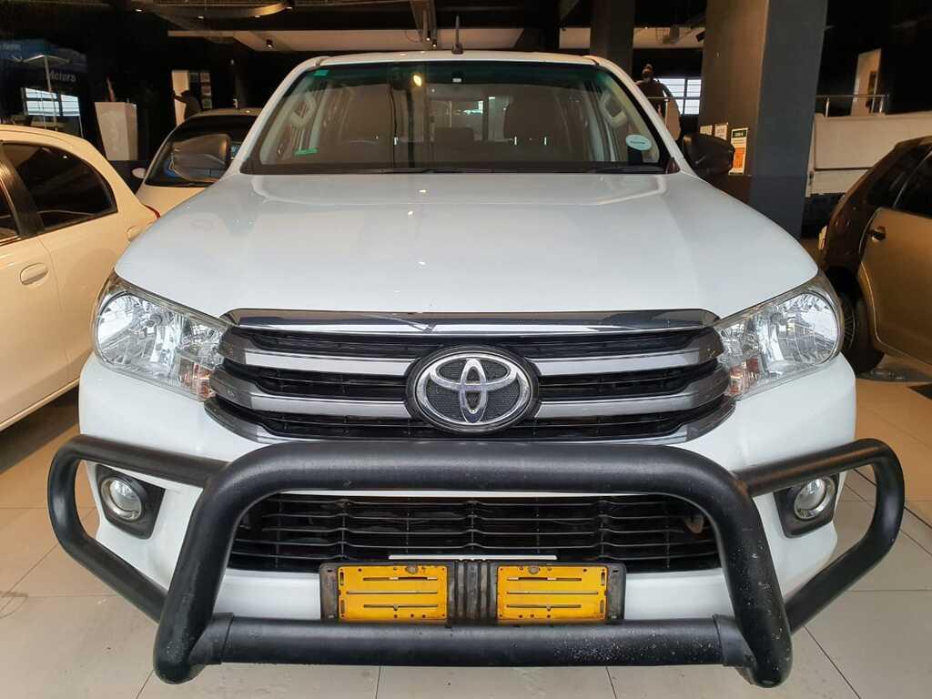 2016 Toyota Hilux 2.4 GD-6 SRX 4X4 P/U D/C