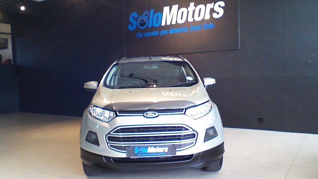 2014 Ford Ecosport 1.5TDCi Trend