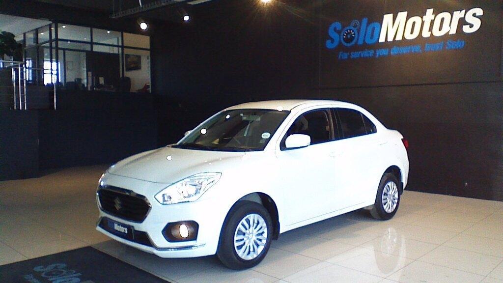 2019 Suzuki Swift Dzire 1.2 GL