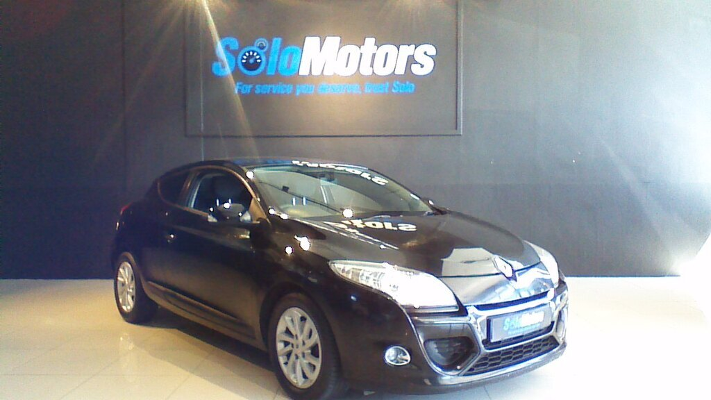 2013 Renault Megane III 1.6 Expression Coupe