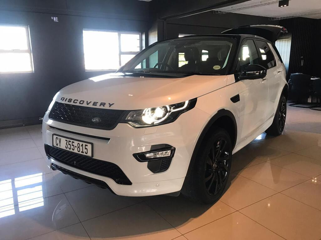 2017 Land Rover Discovery Sport 2.0i4 D HSE LUX