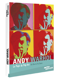 Andy Warhol, le pape du Pop-Art - DVD