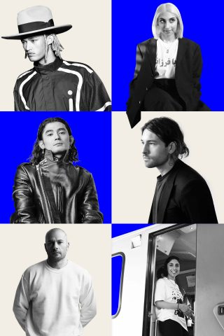 6 designers on how to make it in menswear